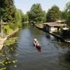 Kanufahren in Neu Venedig